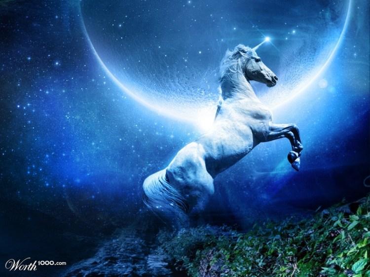 David is also a beautiful unicorn